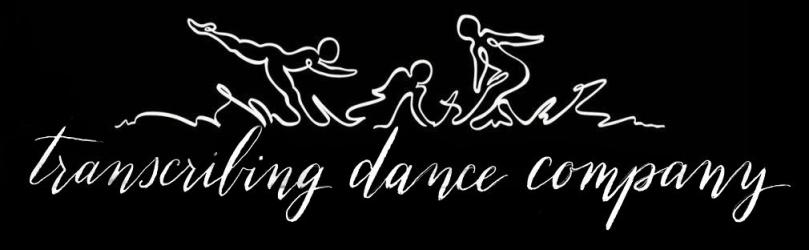 Transcribing Dance Company Logo